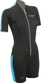 Best ladies shorty wetsuit Reviews