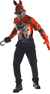 Adult Five Nights at Freddy's Deluxe Nightmare Foxy Costume