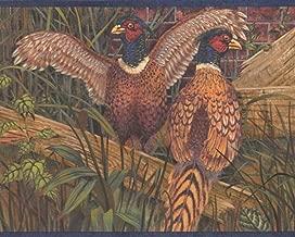 Best pheasant wallpaper border Reviews