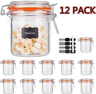 airtight canning jars