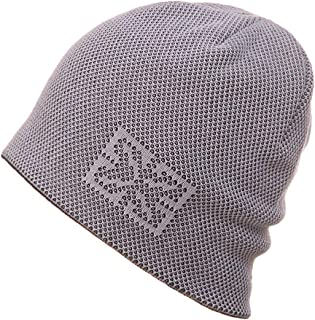 YiyiLai Unisex Warm Knit Fleece Ski Skull Cap Outdoor Slouchy Beanies Hat