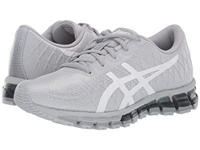 ASICS GEL-Quantum 180 4 (Mid Grey/White) Women