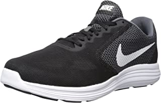 nike revolution 3 mens black