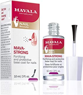 Mavala Switzerland Mava-Strong Fortifying Base Coat 10Ml, 10 ml