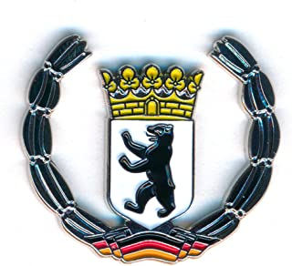Wehende Badge/ /Pin German Flag Waving Germany Flag 0233
