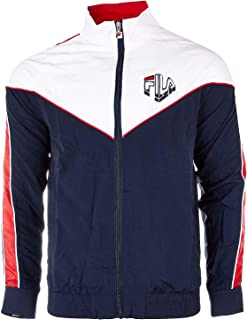 7cf35c9a6a Amazon.com  Whites - Track   Active Jackets   Active  Clothing ...