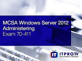 MCSA Windows Server 2012 - Administering (Exam 70-411)