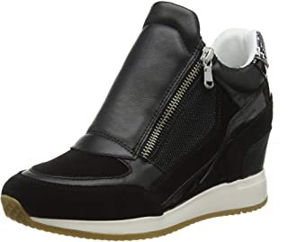 Geox D Nydame A, Baskets Femme
