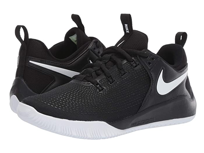 Details about Nike Zoom Hyperace 2 WhiteBlack Womens Volleyball Court Shoes ALL NEW