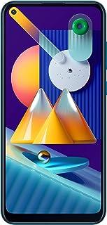 (Renewed) Samsung Galaxy M11 (Metallic Blue, 4GB RAM, 64GB Storage) with No Cost EMI/Additional Exchange Offers