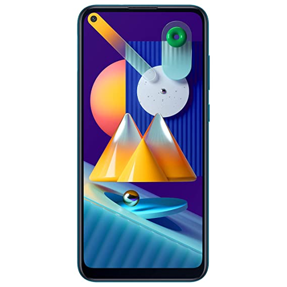 Samsung Galaxy M11 (Metallic Blue, 3GB RAM, 32GB Storage) Without Offer