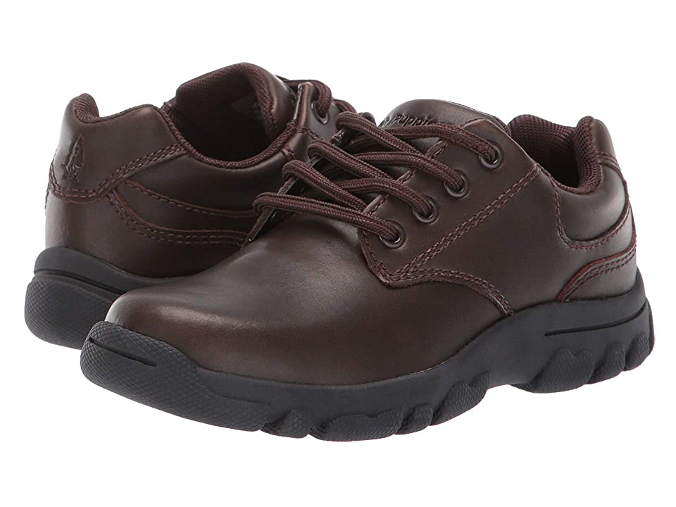 Hush Puppies Kids Chad (Toddler/Little Kid) (Brown) Boys Shoes