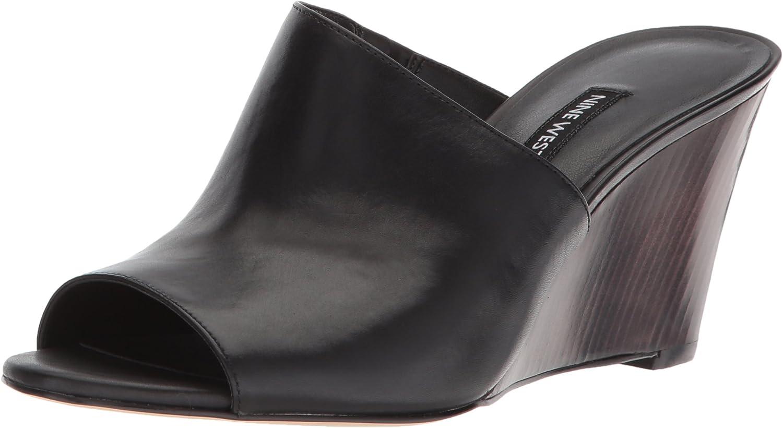 Nine West Womens Janissah Slide Sandal