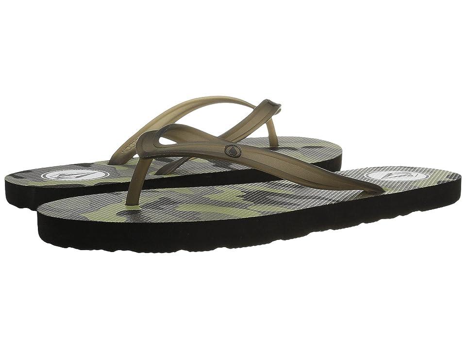 Volcom Rocking 3 Sandals (Camouflage) Women