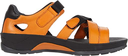 Orange Savana Leather