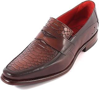 ffd1148242f1 Jeffery West Men's JB37 Twin Seam Leather Chukka Boot College Honey