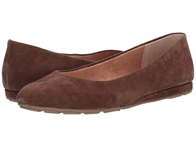 Me Too Alina (Vintage Brown Suede) Women