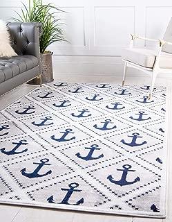 anchor rug 8x10