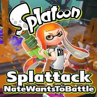 Splatoon - Splattack