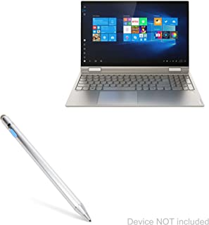 Lenovo Yoga C740 (15 in) Stylus Pen, BoxWave [AccuPoint Active Stylus] Electronic Stylus with Ultra Fine Tip for Lenovo Yo...