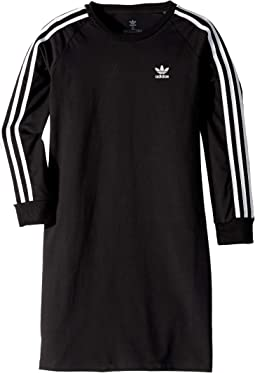 3-Stripes Dress (Little Kids/Big Kids)