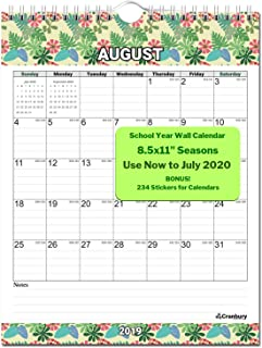 Best hanging monthly calendar Reviews