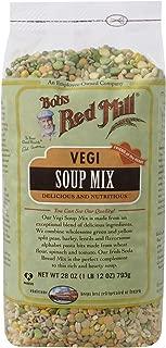 Bob's Red Mill Vegitarian Vegi Soup Mix, 28 Ounce (Pack of 4)