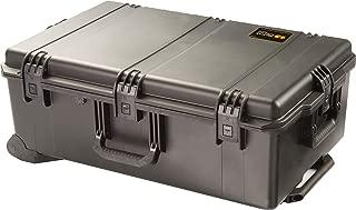 Waterproof Case (Dry Box) | Pelican Storm iM2950 Case With Foam (Black) (Renewed)