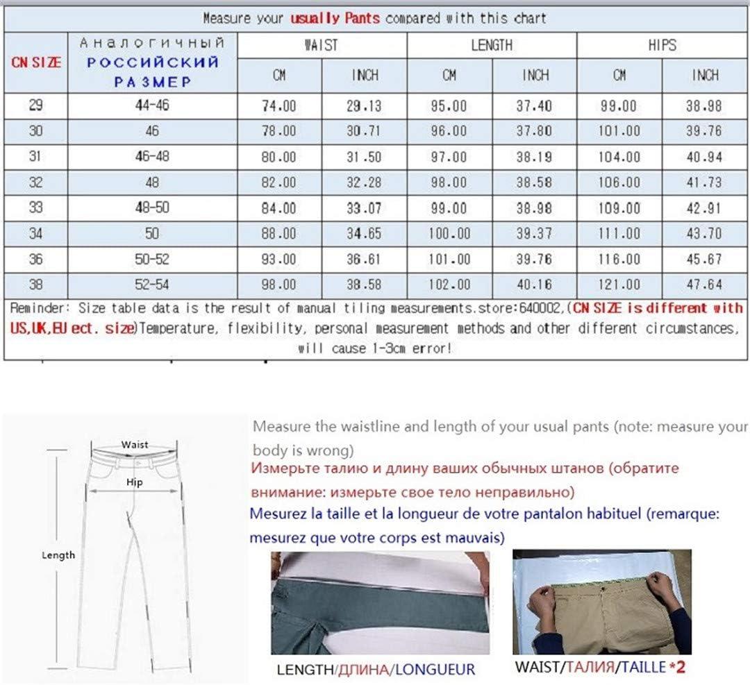 Pantalon Slim pour Homme Pantalon Slim Extensible Pantalon Cargo Militaire Tactique Multi Poche Coton Longueur Cheville Jogger khaki