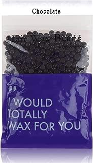Hair Removal Wax Beads - Wax Warmer Pot Refills (Original) (Chocolate Refill)