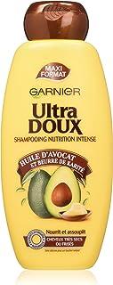 Garnier - Ultra morbido olio di Avocado e burro di Karitè - Curly Shampoo