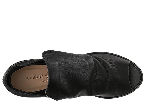 Cuir Linge Chinois Carlita De Leathernatural Noir Leatherhoney Leatherwhite pTCqxqtwnA