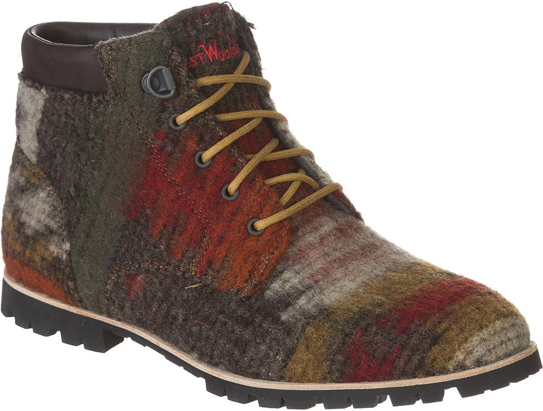 Woolrich Women's Beebe Wool Chukka Boot