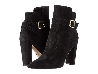 Sam Edelman Rita (Black Suede Leather) Women
