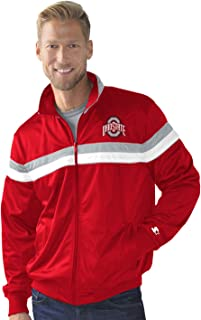 STARTER NCAA Men's Heritage Track Jacket