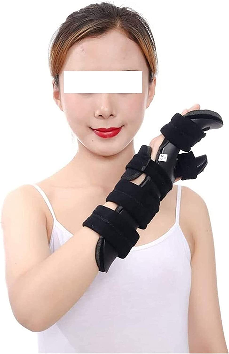 Courier shipping free FGUD Award-winning store Portable Hand Wrist Splint Braces Re-usable Functiona