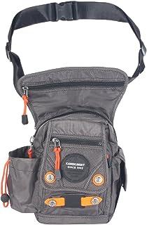 Innturt Nylon Tactical Leg Bag Pouch Fanny Pack Shoulder Messenger Bag