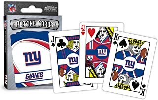 MasterPieces NFL New York Giants Playing Cards