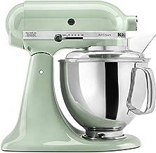 KitchenAid KSM150PSPT Artisan Series 5-Qt. Stand Mixer with Pouring Shield - Pistachio