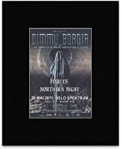 Metal Hammer Dimmu Borgir - Forces of The Northern Night Mini Poster - 28.5x21cm