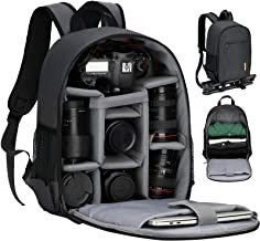 TARION Camera Bag Professional Camera Backpack Case with...