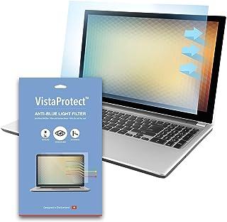 VistaProtect - Filtro de Anti Luz Azul y Protector Premium para Pantallas de Portátil, Desmontable (14