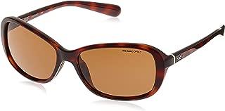 Nike Poise Sunglasses, Tortoise, Brown Lens 135 mm