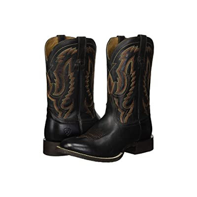 Ariat Circuit Competitor (Limousin Black) Cowboy Boots