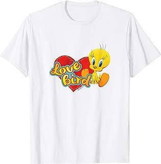 Tweety Love Bird Valentine's Day T-Shirt