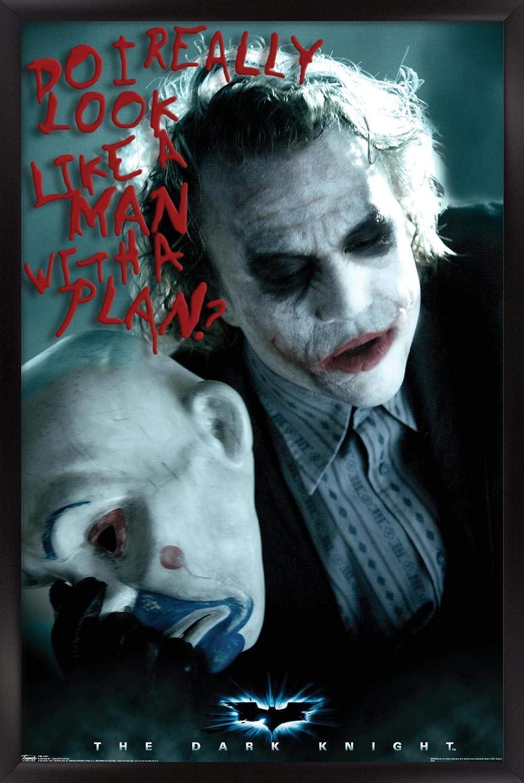 Trends International DC Comics - Joker The Dark Cheap mail order sales Knight gift M