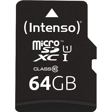 Hama Uhs Speed Class 3 Microsdxc 64gb Speicherkarte Computer Zubehör