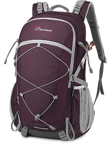 Nero ORETG45 Non null Set di 2 cinghie elastiche per zaino da escursionismo e trekking length 19cm