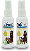 No Scent Anal Gland Express & Skunk - Professional Pet Grooming Skunk Odor Eliminator & Cleaner - Safe Natural Fast Microencapsulating Spray on Fur Smell Remover Dogs Pets