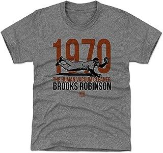 Brooks Robinson Baltimore Baseball Kids Shirt - Brooks Robinson Catch